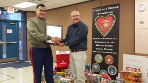 2015 Toys for Tots Collection