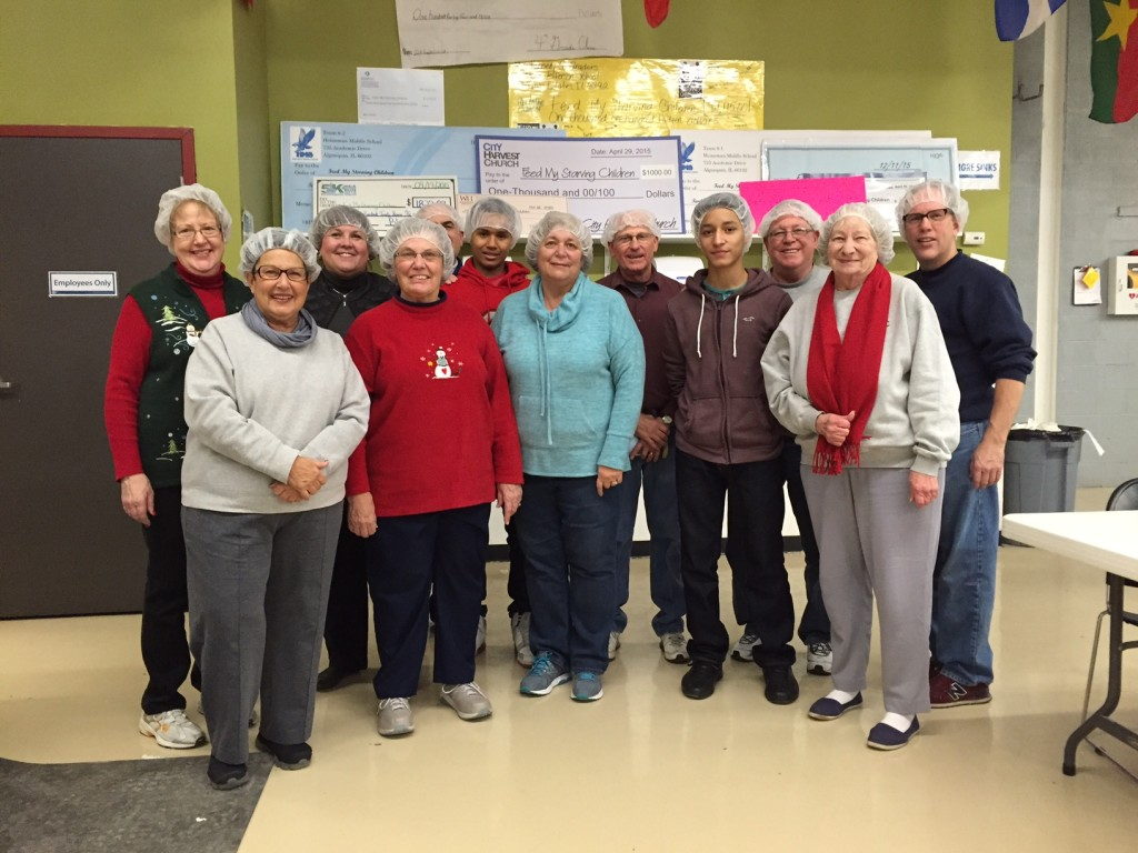 CCC - Feed My Starving Childeren