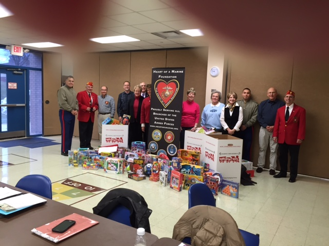 Toys for Tots | CCCEG