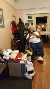 Photos: Donation to Eddie Beard Transitional Home for Veterans