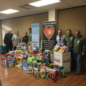 2016 Toys for Tots Collection